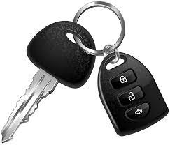 standard car key
